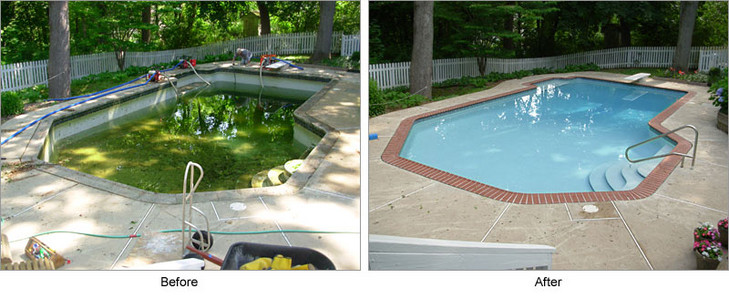 Gunite Pool Remodeling New Hampshire And Massachusetts Residential And Commercial Affordable