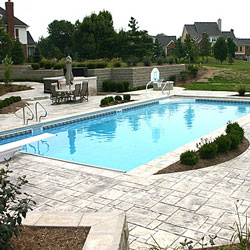Pool decks repair and construction greater new england for Affordable pools ri